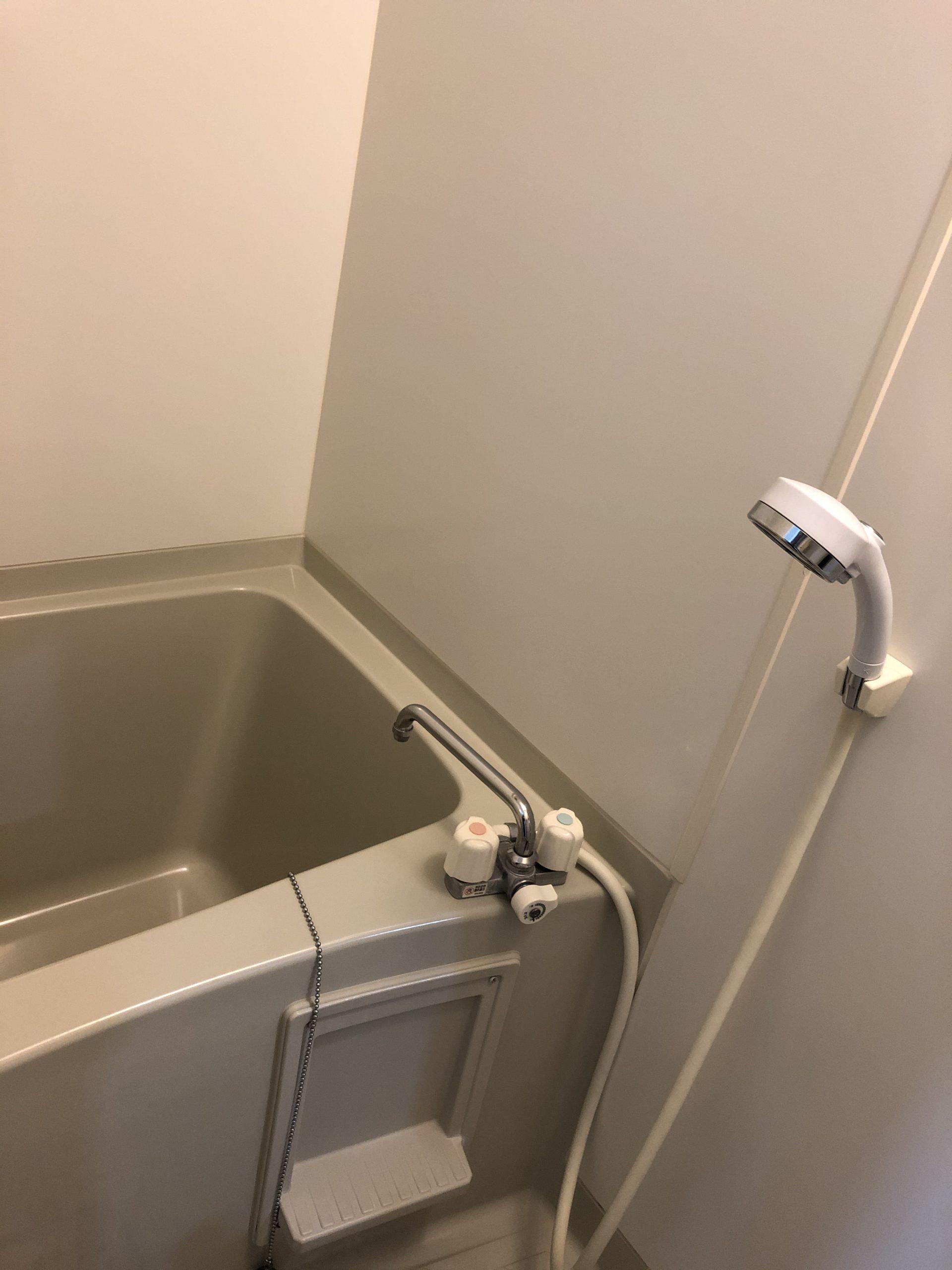 浴槽つまり
