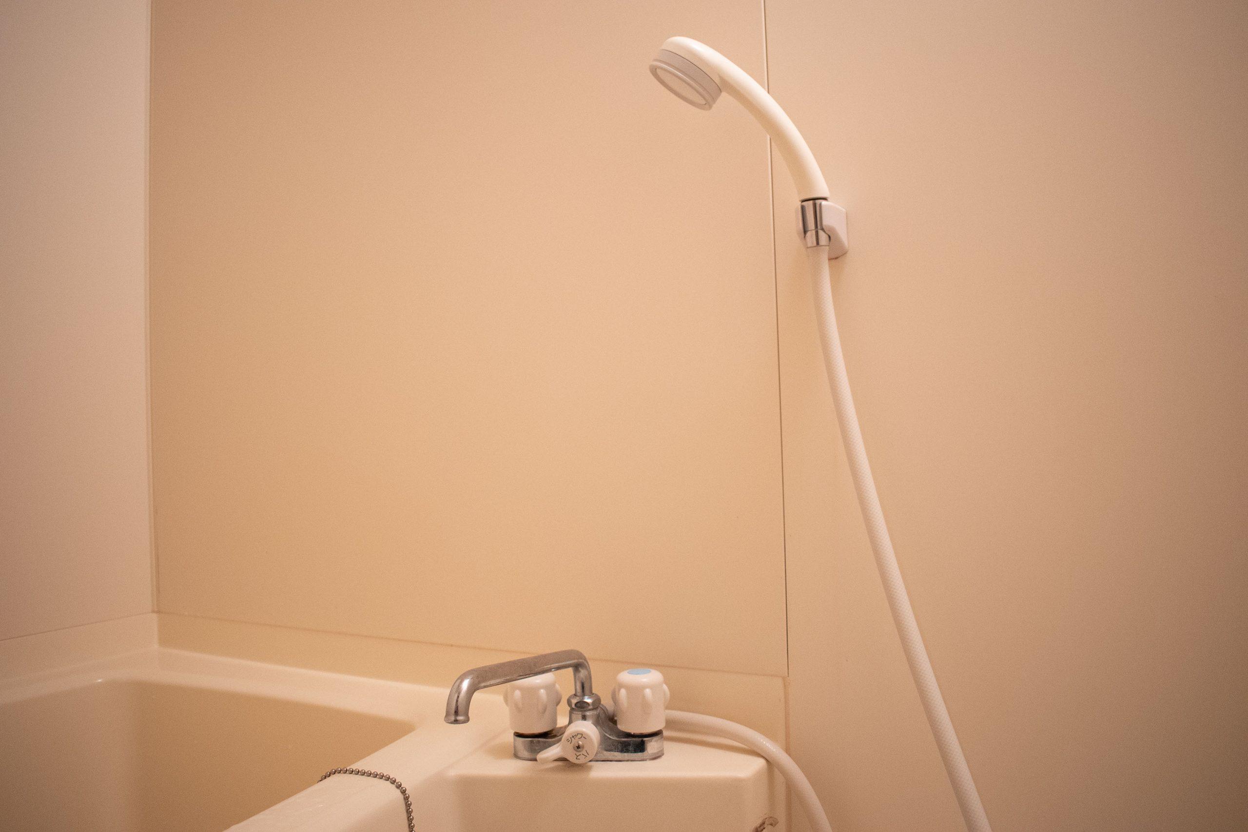 風呂の蛇口水漏れ